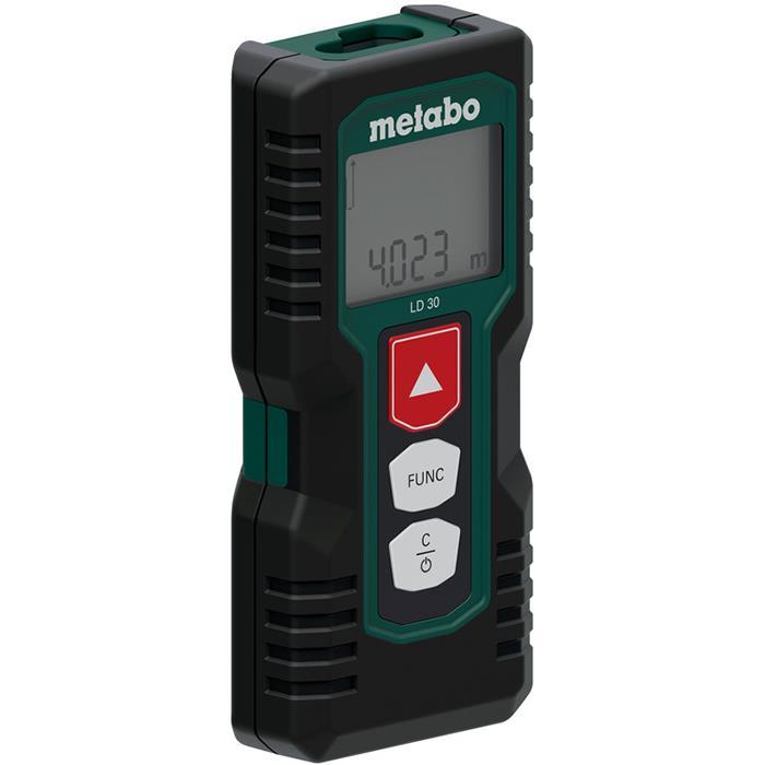 Metabo LD 30 Avståndsmätare med 2 st 15 V AAA-batterier