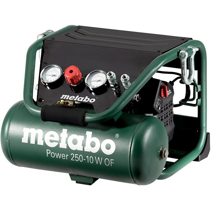 Metabo Power 250-10 W OF Kompressor 10 liter