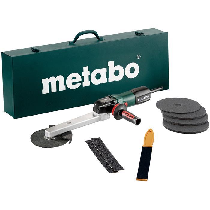 Metabo KN SE 9-150 SET Kälsvetsslip med förvaringslåda
