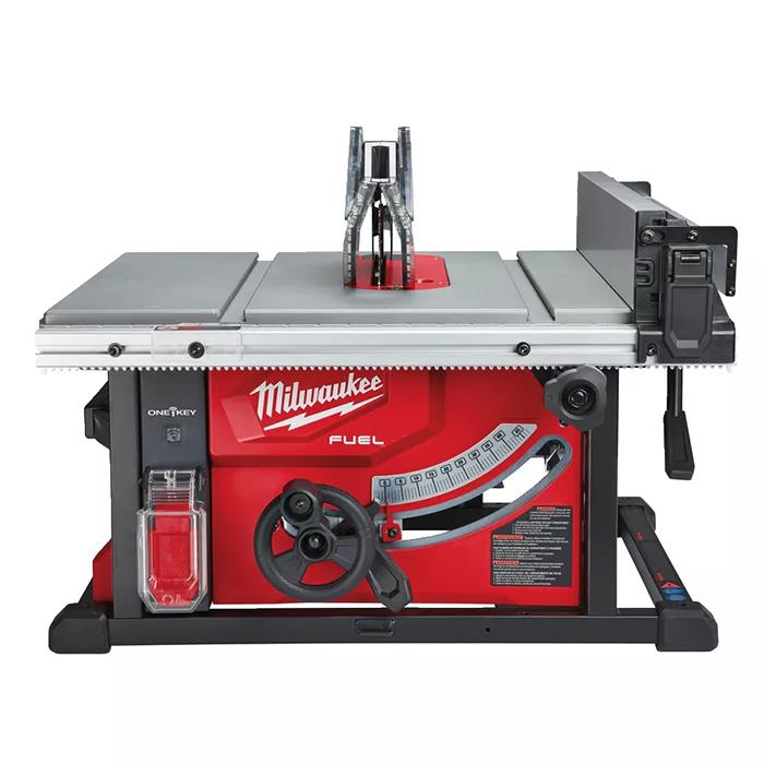 Milwaukee M18 FTS210-0 Bordssåg utan batteri och laddare