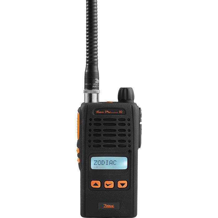 Zodiac Team Pro Waterproof Limited E. 80 Komradio 80 MHz