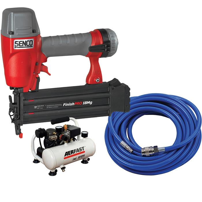 Senco Low Noice AH184518 Dyckertpaket