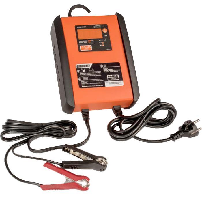 Bahco BBCE12-15S Batteriladdare
