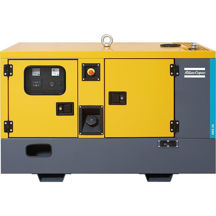 Atlas Copco QES 20 KD Generator