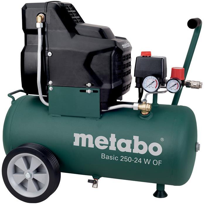 Metabo BASIC 250-24 W OF SET Kompressor