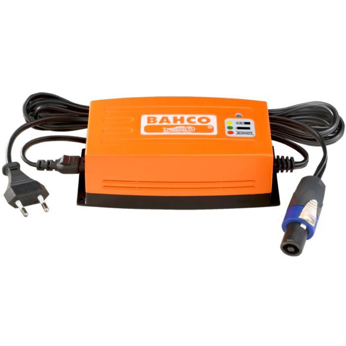 Bahco BBBC4A Batteriladdare 4 A 12V