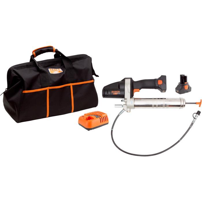 Bahco BCL32G1K1 Fettspruta med 20Ah batterier och laddare