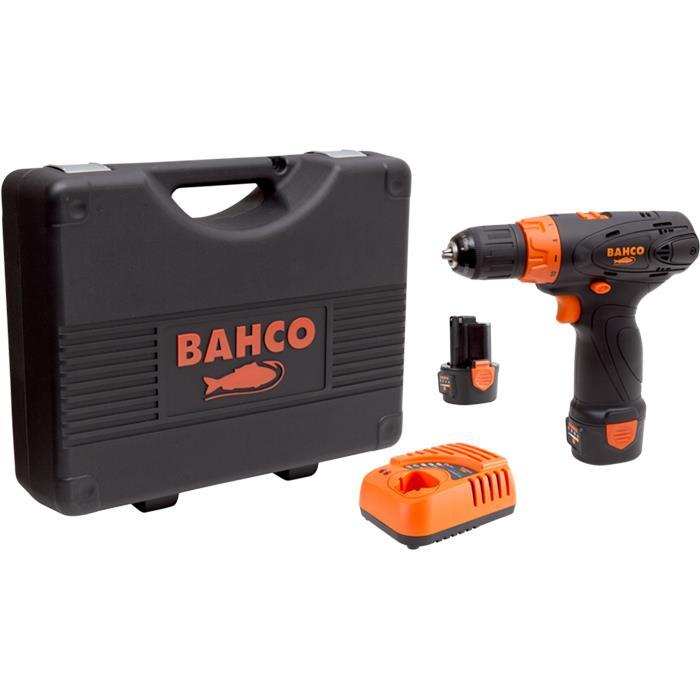 Bahco BCL31D1K1 Borrmaskin med 20Ah batterier och laddare