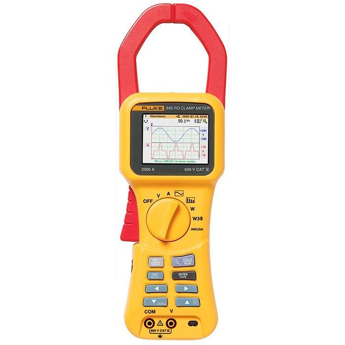 Fluke 345 Effektanalysator