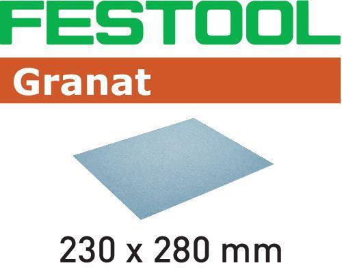Festool GR Slippapper 230x280mm 10-pack P150