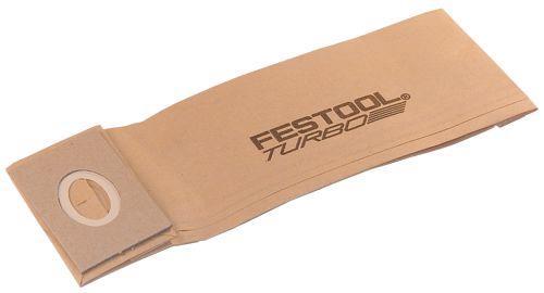 Festool TF II-RS/ES/ET Turbofilter 5-pack