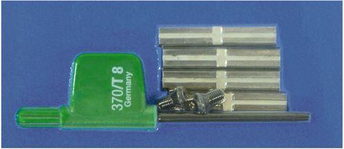 Festool HW-WP Utbytesskär 30x55x11mm 4-pack