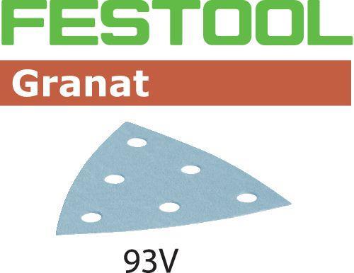 Festool STF GR Slippapper V93 6-hålat 100-pack P400