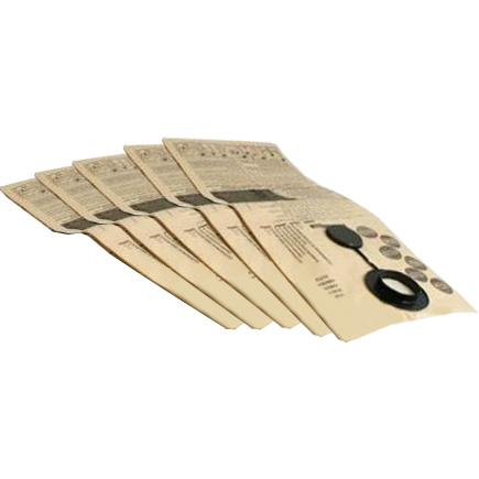 Makita 83133B8K Dammsugarpåse Industri 5-pack