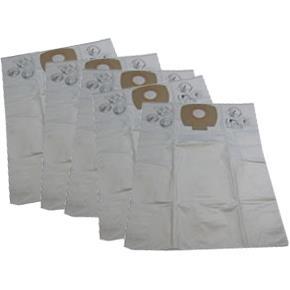 Makita P-72899 Dammsugarpåse Fleece 5-pack