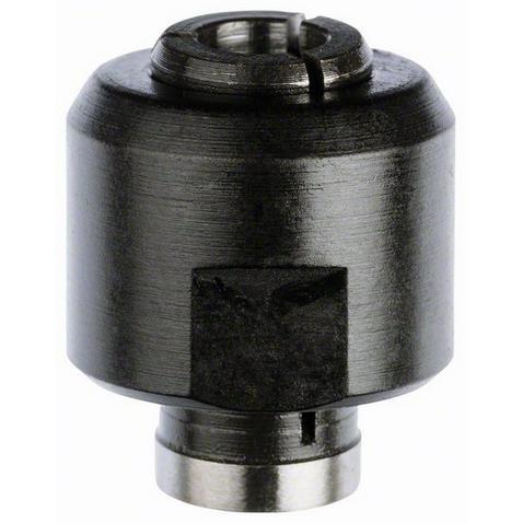 Bosch 2608570084 Spännhylsa med spännmutter Diameter 6 mm