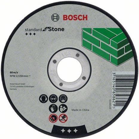 Bosch Standard for Stone Kapskiva 125x3mm 1-pack