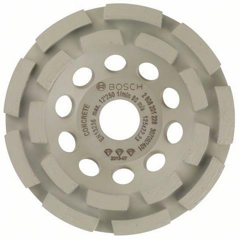 Bosch Best for Concrete Diamantkoppskiva 125x45mm