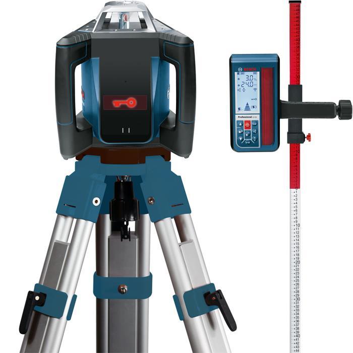 Bosch GRL 500 HV Rotationslaserpaket