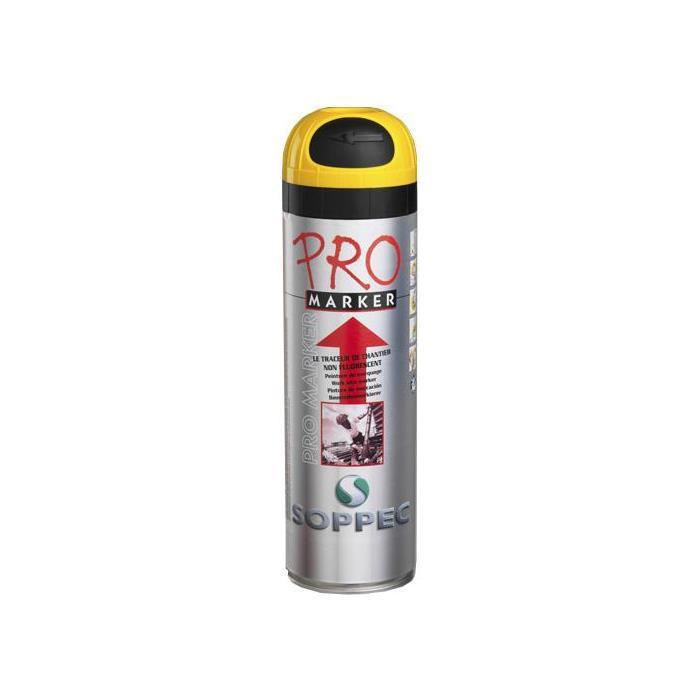 Soppec Promarker Markeringsfärg 12-pack Gul