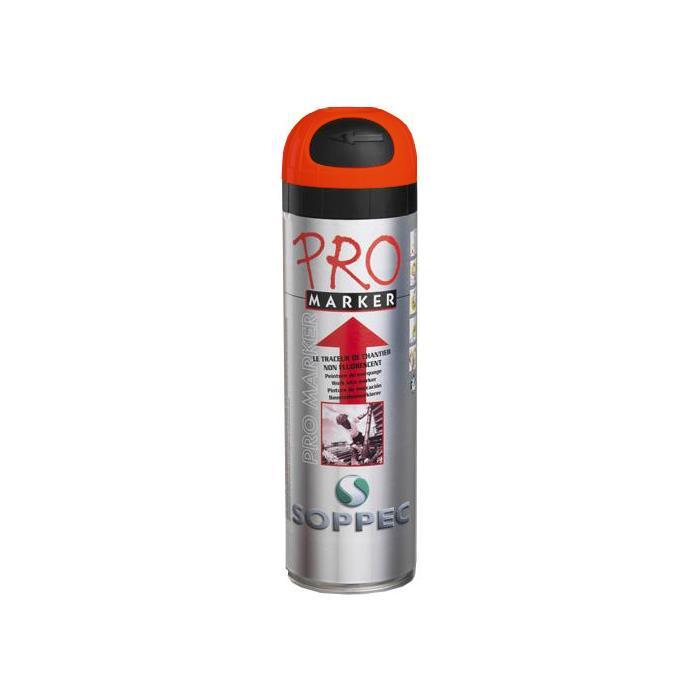 Soppec Promarker Markeringsfärg 12-pack Röd