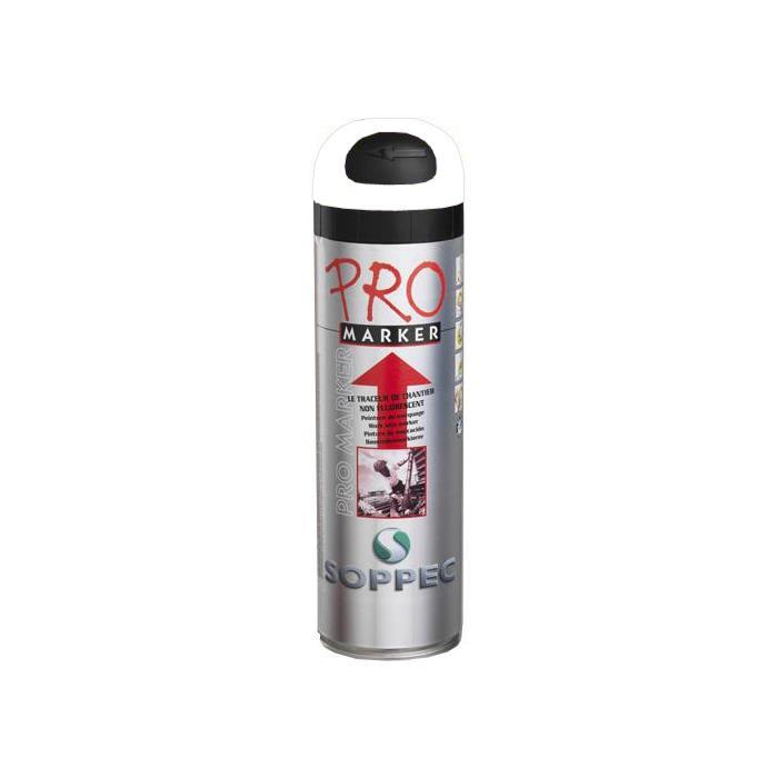 Soppec Promarker Markeringsfärg 12-pack Vit