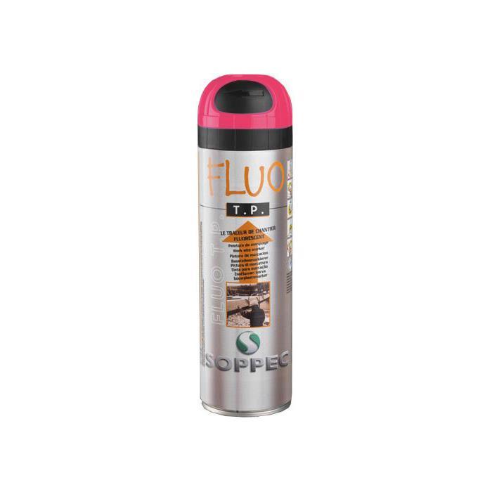 Soppec Fluorescerende markeringsfarge Markeringsfärg Fluorocerande 12-pack Cerise
