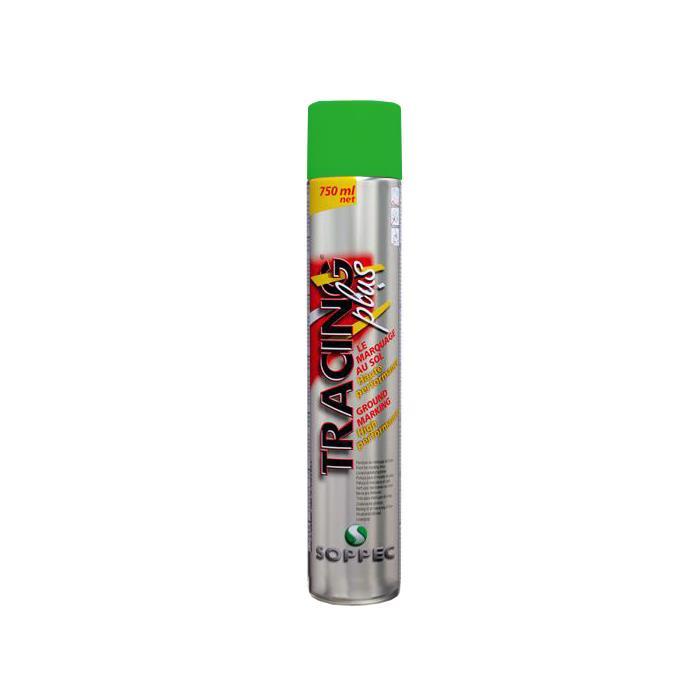 Soppec Tracing Plus Väglinjefärg 6-pack Grön