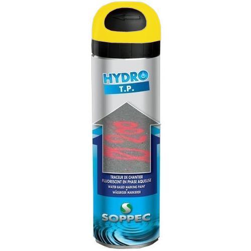 Soppec Hydro TP Markeringsfärg 12-pack Gul