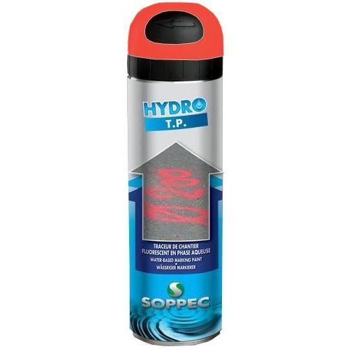 Soppec Hydro TP Markeringsfärg 12-pack Röd