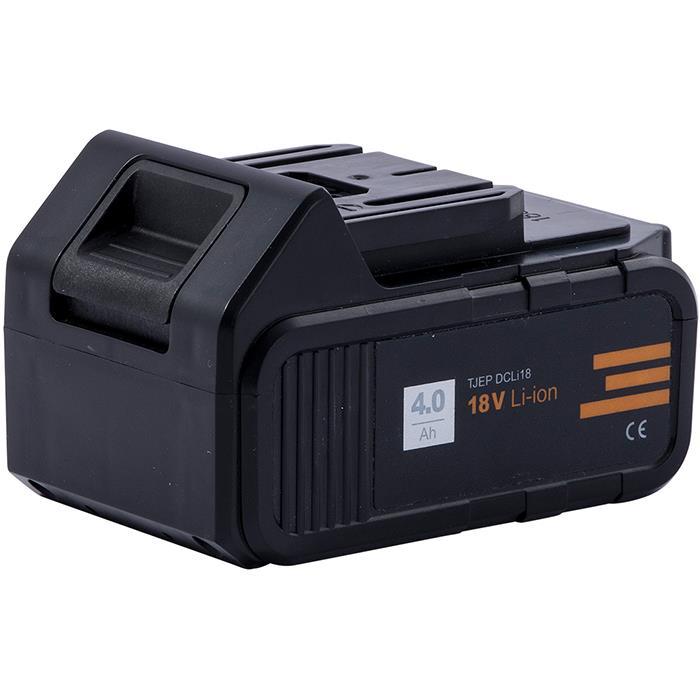 TJEP 124200 Batteri Li-Ion 4,0 Ah, till ULTRA GRIP