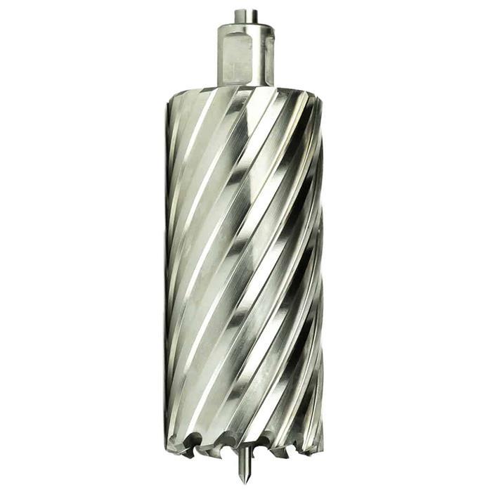 Euroboor HCX.490 Kärnborr HSS Weldon 100 mm 49 mm