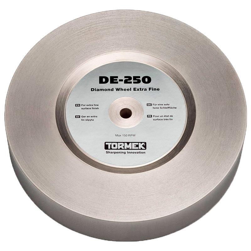 Tormek DE-250 Diamond Wheel Extra Fine Slipskiva 250 mm 1200 korn