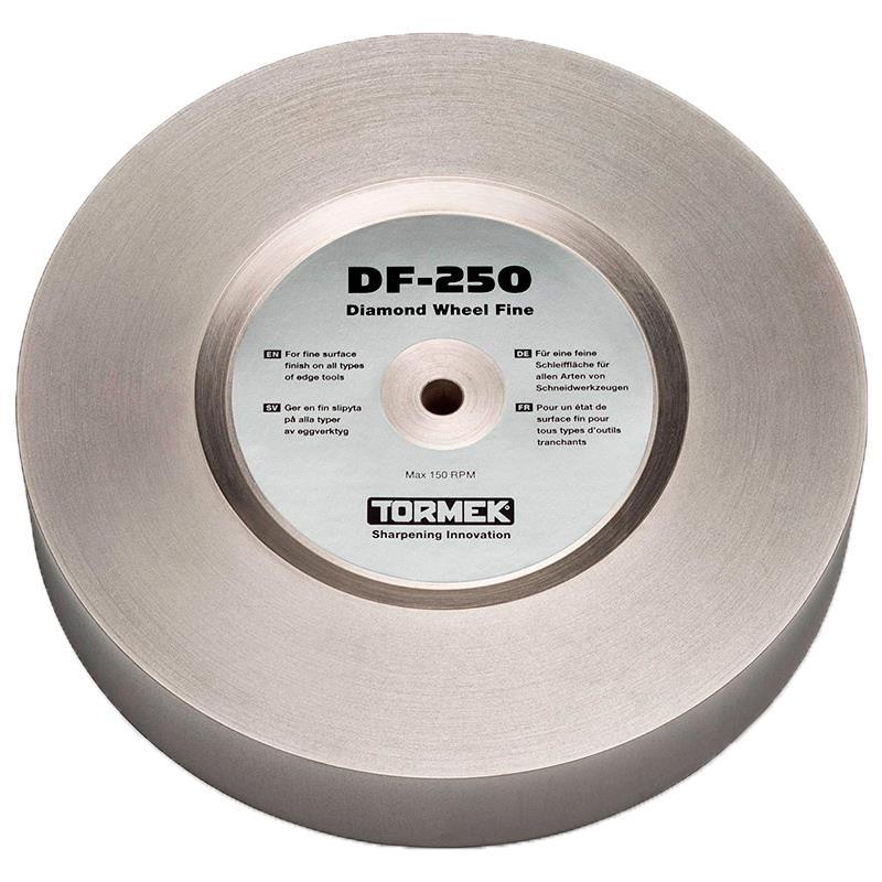 Tormek DF-250 Diamond Wheel Fine Slipskiva 250 mm 600 korn
