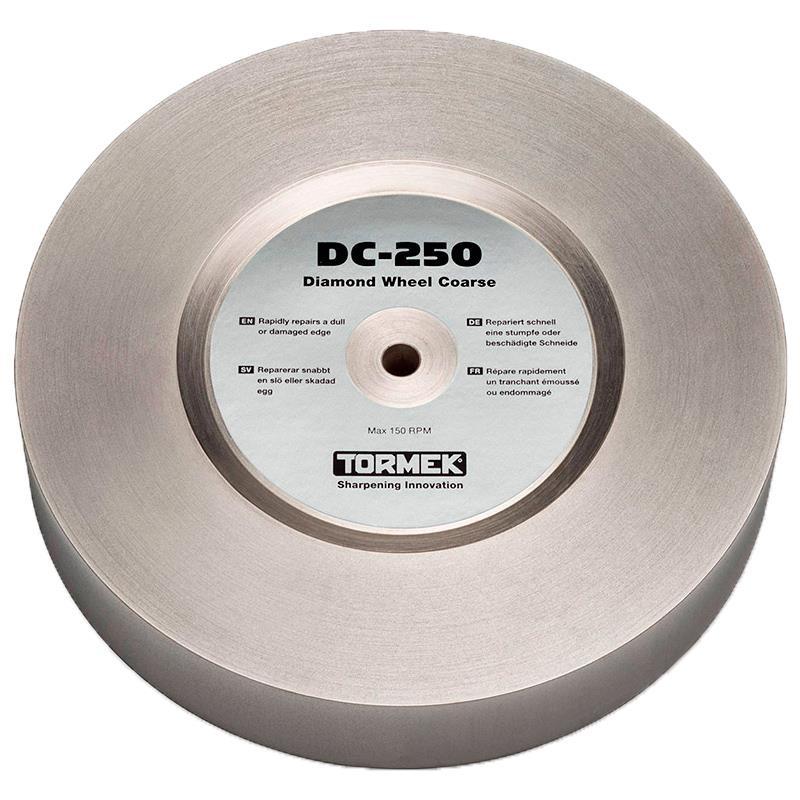 Tormek DC-250 Diamond Wheel Coarse Slipskiva 250 mm 360 korn