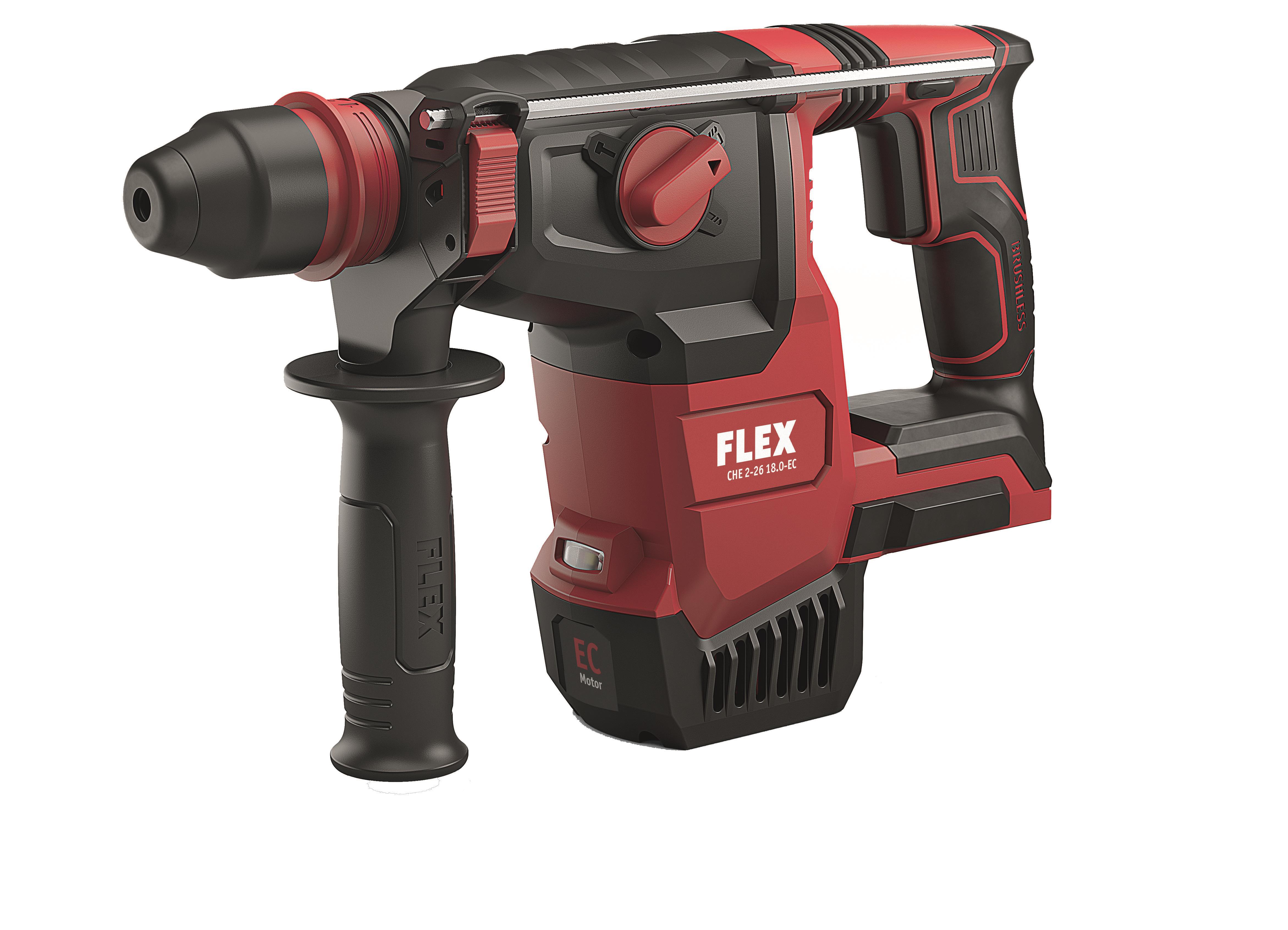 Flex CHE2-26 18.0-EC K Kombihammare utan batterier och laddare