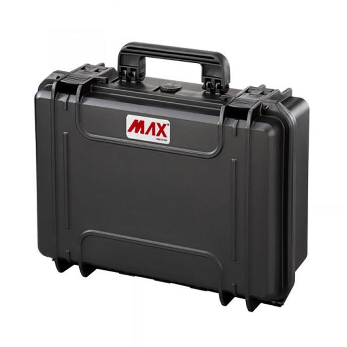 MAX cases MAX430TC Förvaringsväska vattentät 1964 liter med verktygsfack