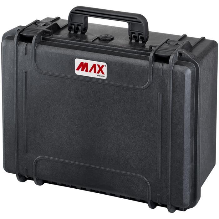 MAX cases MAX465H220TR Förvaringsväska vattentät 3427 liter tom hjul och handtag