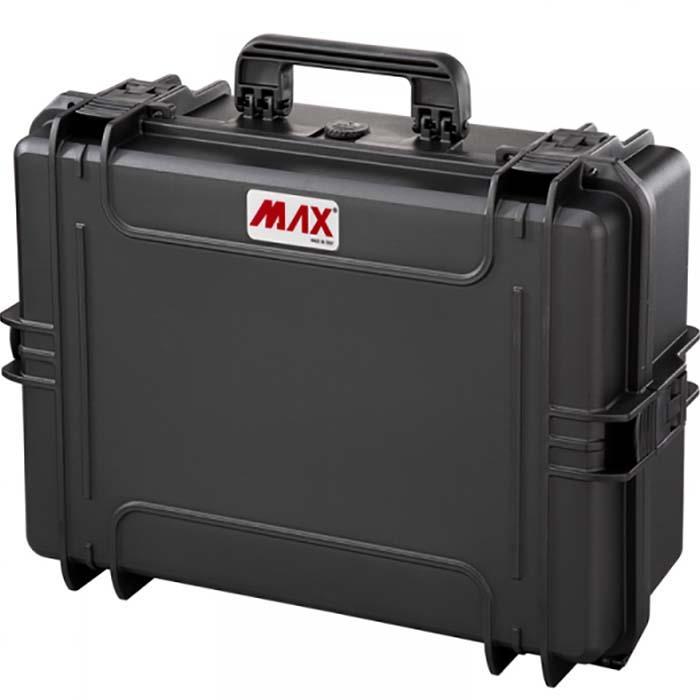 MAX cases MAX505S Förvaringsväska vattentät 3395 liter med skum