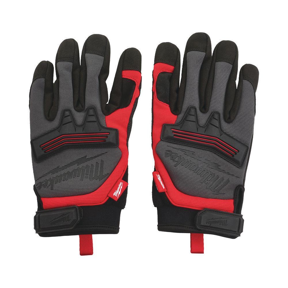 Milwaukee 48229732 Arbetshandskar med förstärkta fingertoppar L/9