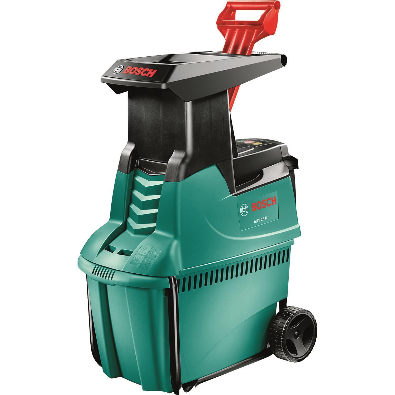 Bosch DIY AXT 25 D Kompostkvarn