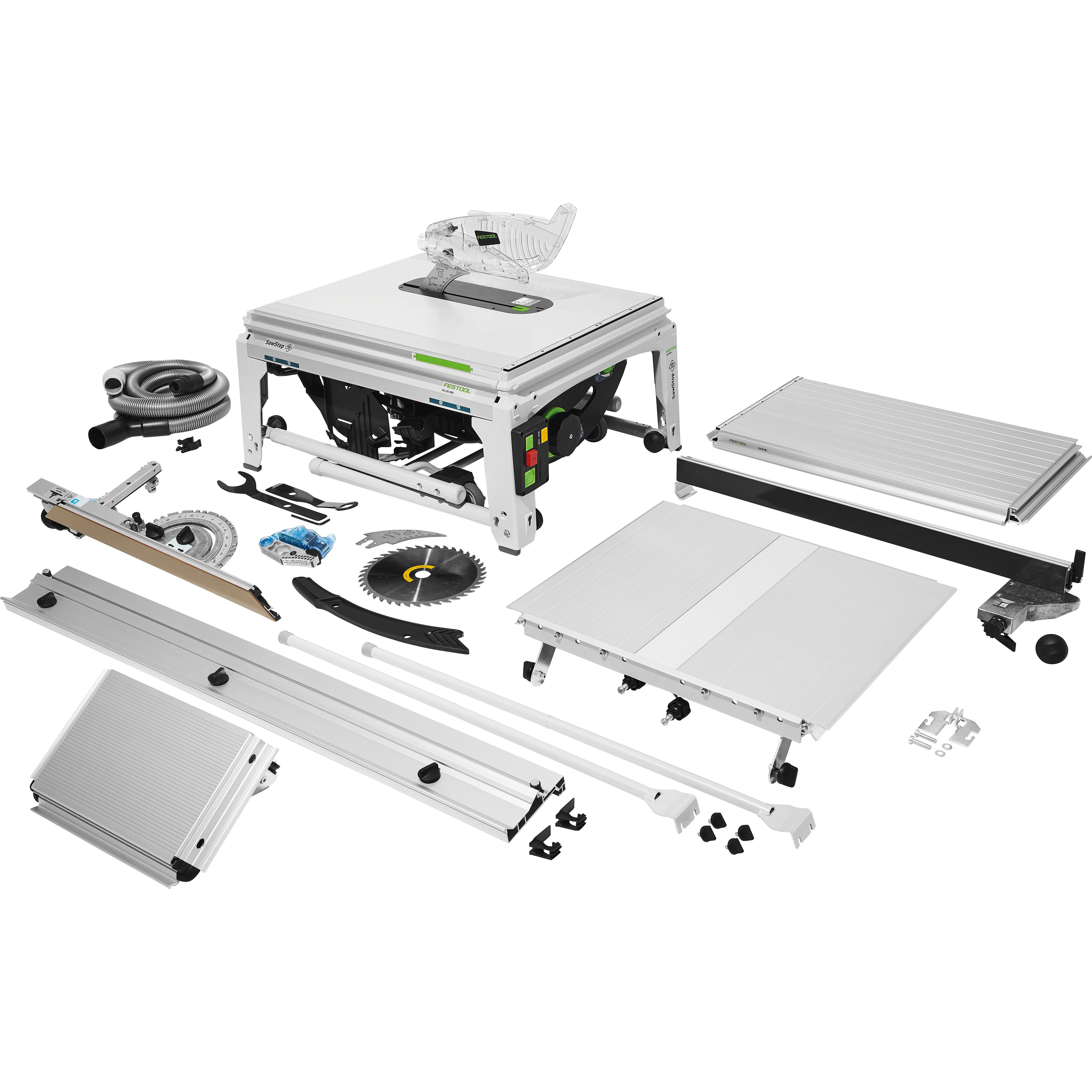 Festool TKS 80 EBS-Set Bordscirkelsåg