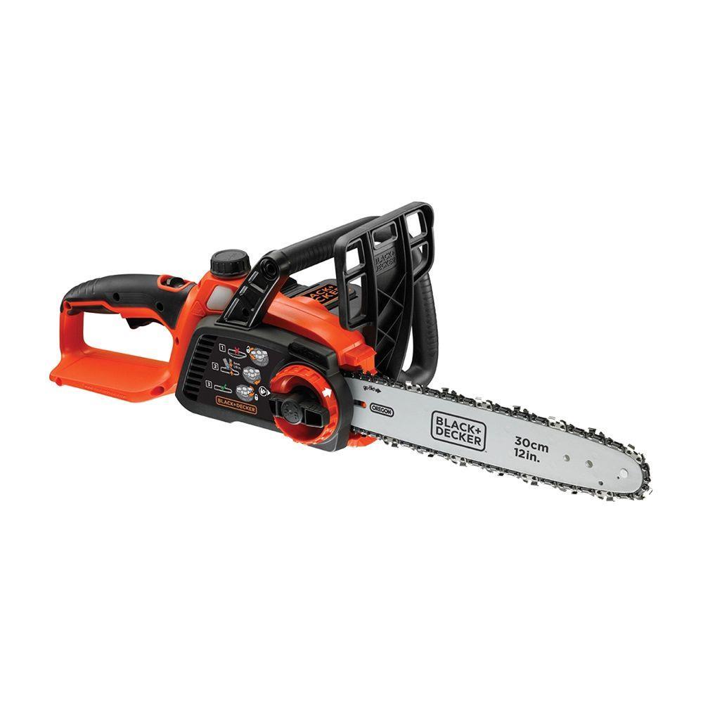 Black & Decker GKC3630L20-QW Kedjesåg med batteri