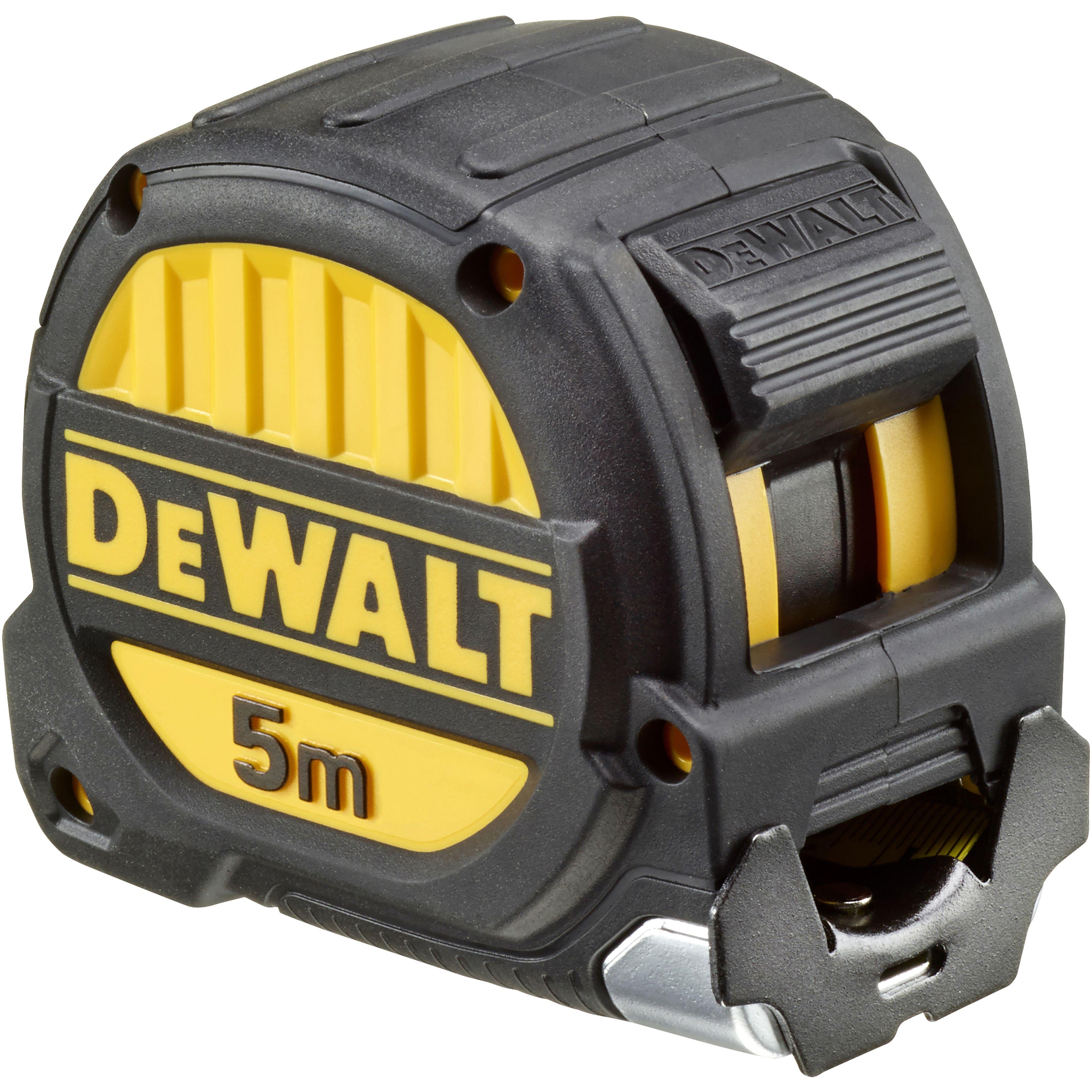 Dewalt DWHT0-36114 Måttband premium 5 m