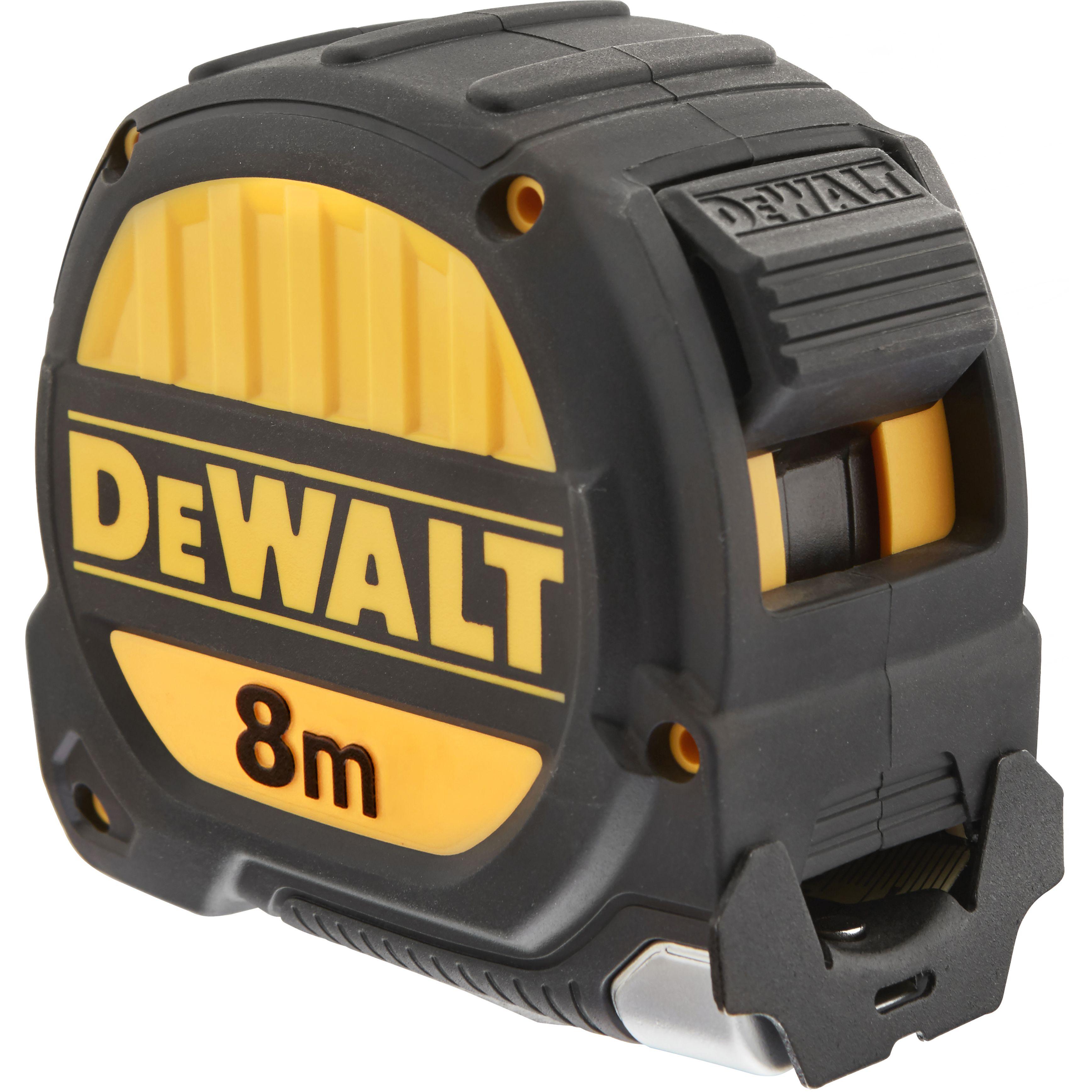 Dewalt DWHT0-36115 Måttband premium 8 m