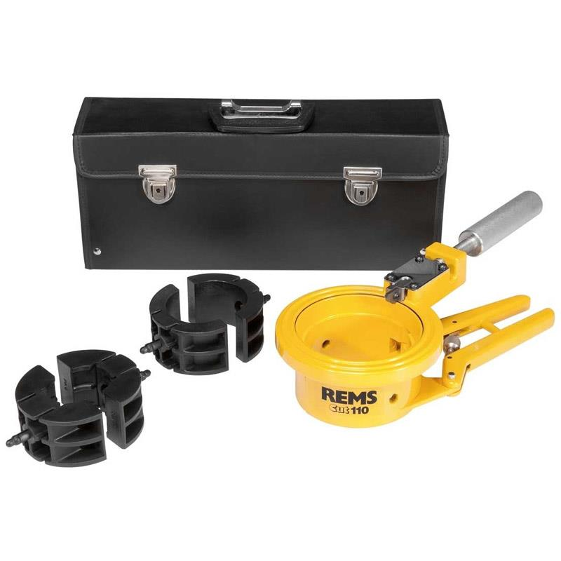 REMS Cut 110 P Set Kap- och fasverktyg 50-75-110 mm