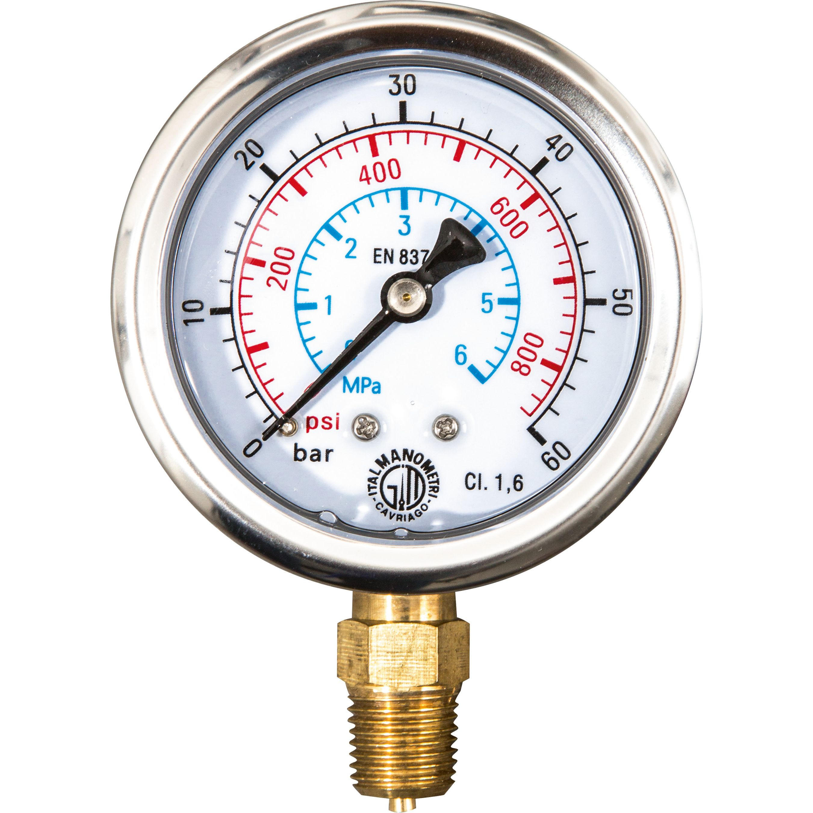 REMS 115140 Manometer för REMS Multi-Push 60 bar