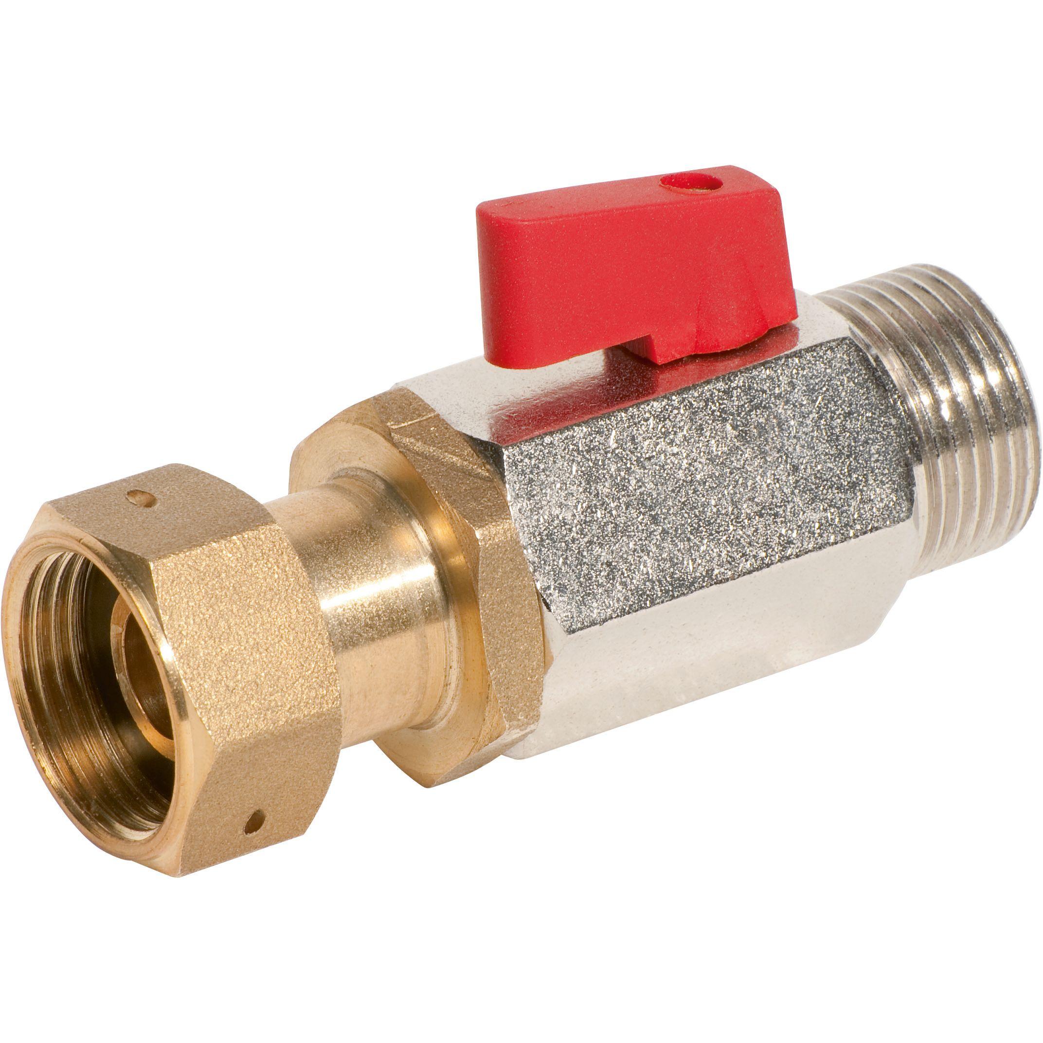 REMS 115324 R Spärrventil 3/4 f/ Solar-Push K60 & I80