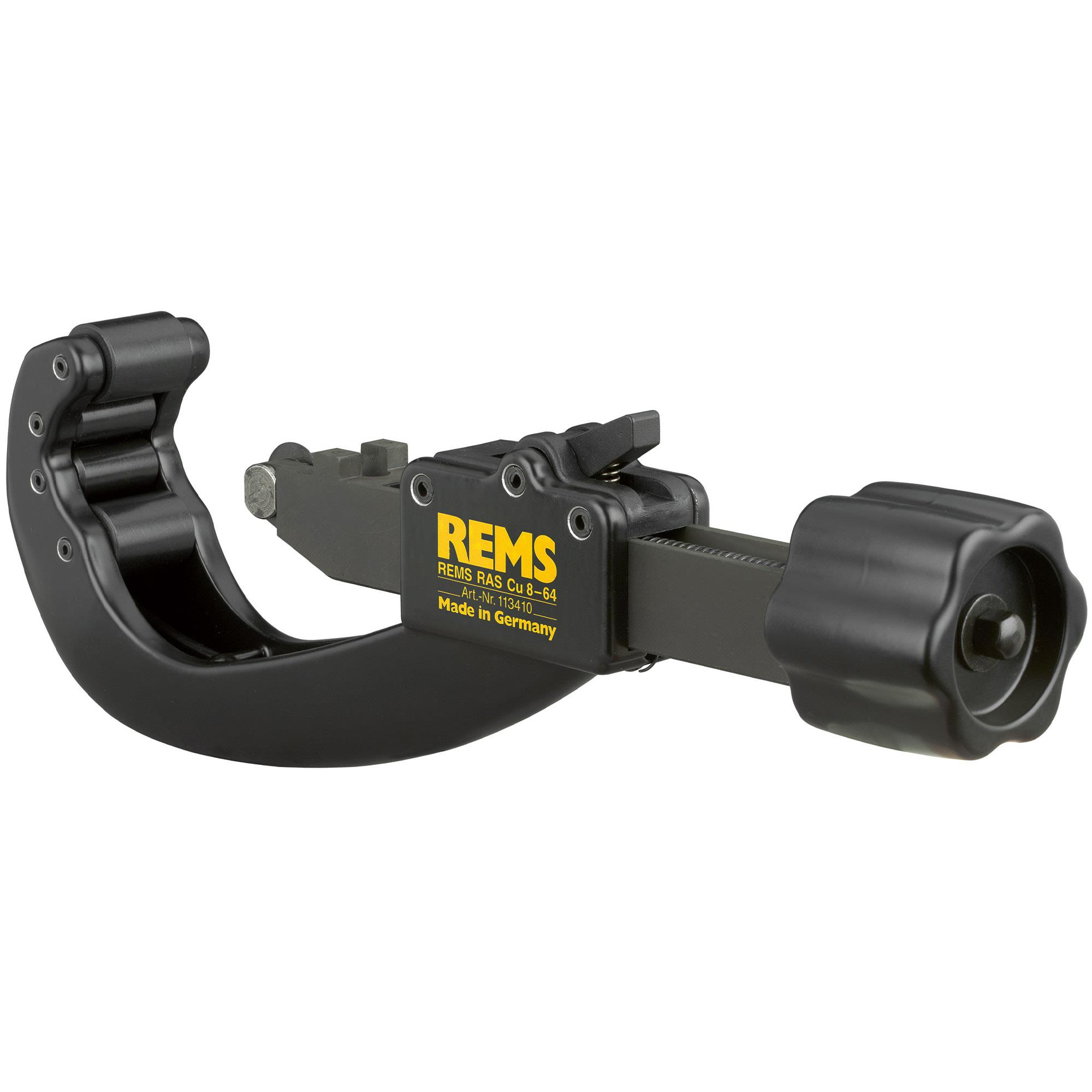REMS RAS Cu Röravskärare 8-64 mm