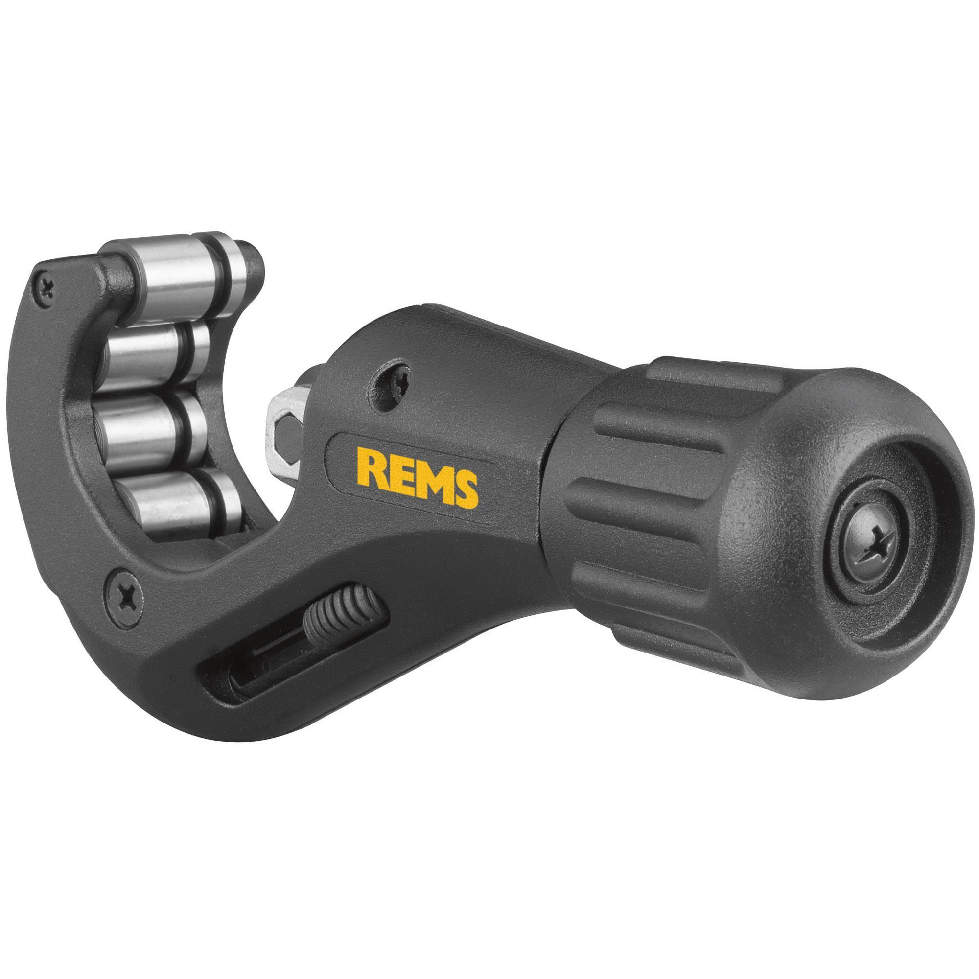 REMS RAS Cu Röravskärare 3-35 mm